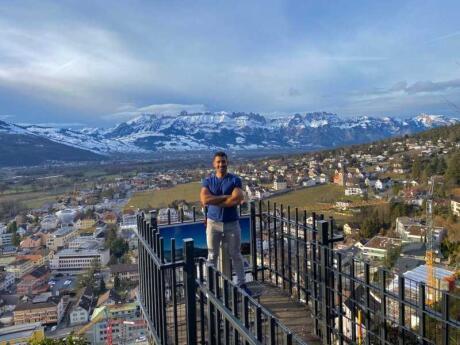 Liechtenstein is so close to Zurich you can visit it on a day trip!