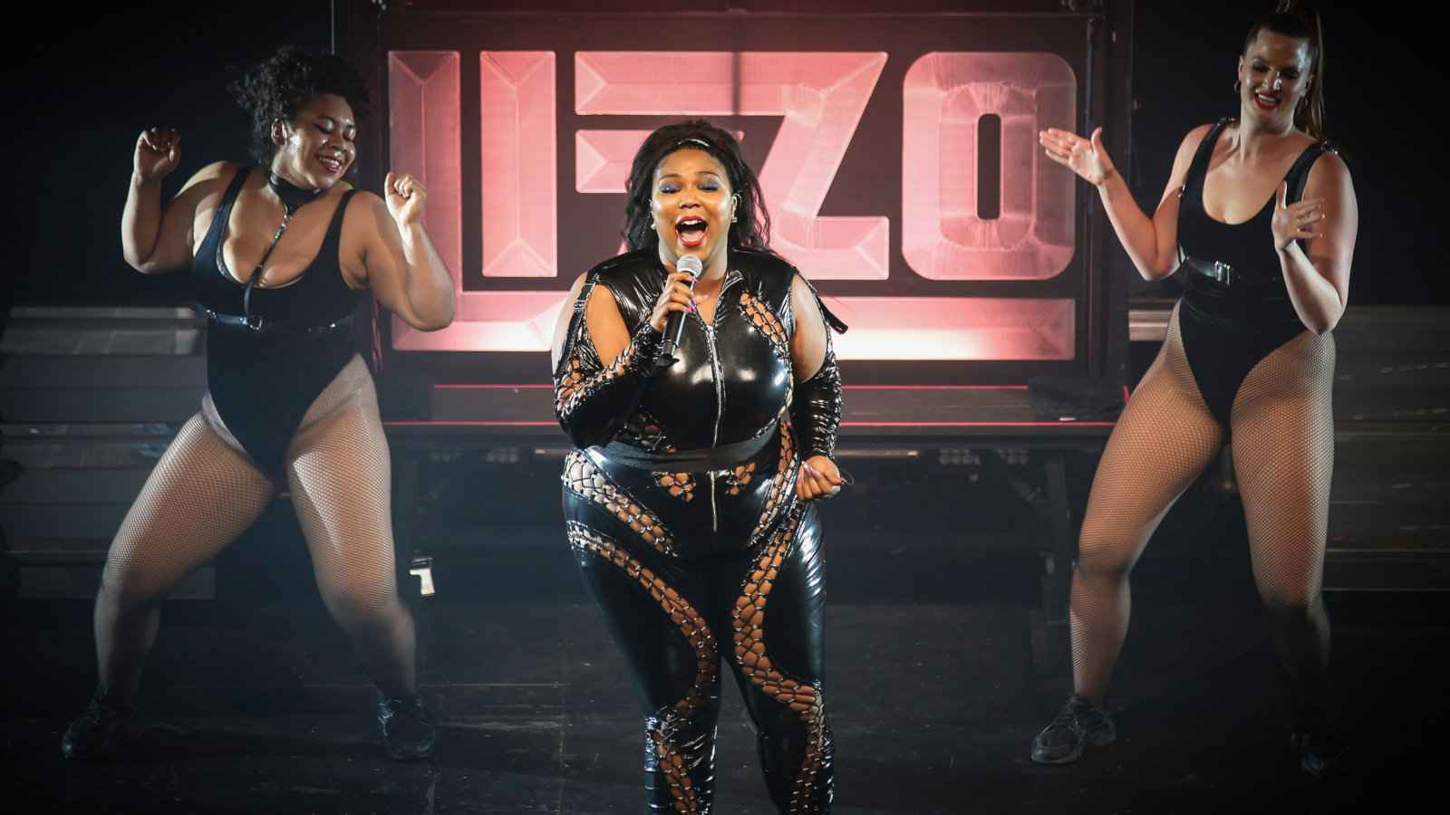 Lizzo is a powerhouse singer and a staunch gay ally