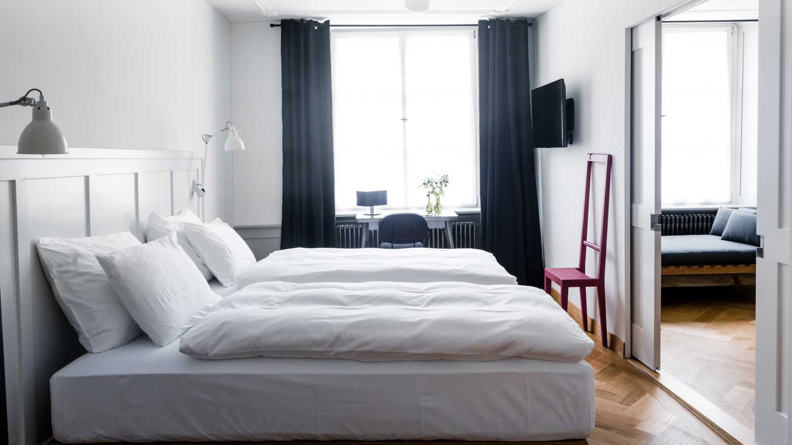 Marktgasse Hotel is one of the best gay friendly and luxurious hotels in Zurich