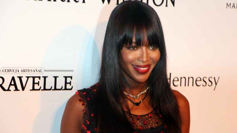 Naomi Campbell is a fabulous gay ally as well as a famous supermodel