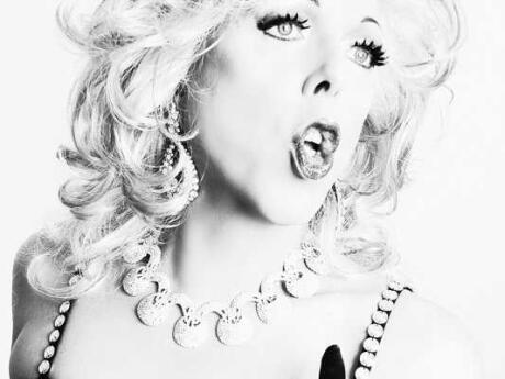 Petra is the Queen of Zurich drag Queens and you can find her at the amazing Petra's Tip Top Bar