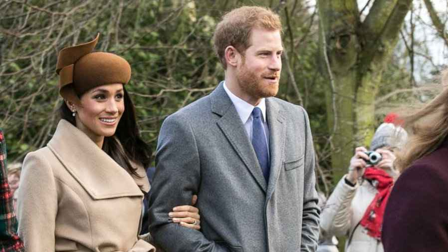 Prince Harry and Meghan Markle are gay allies in the British Royal Family