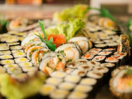 Nihao Restaurant is one of the best spots in Zurich for delicious sushi and other Asian dishes