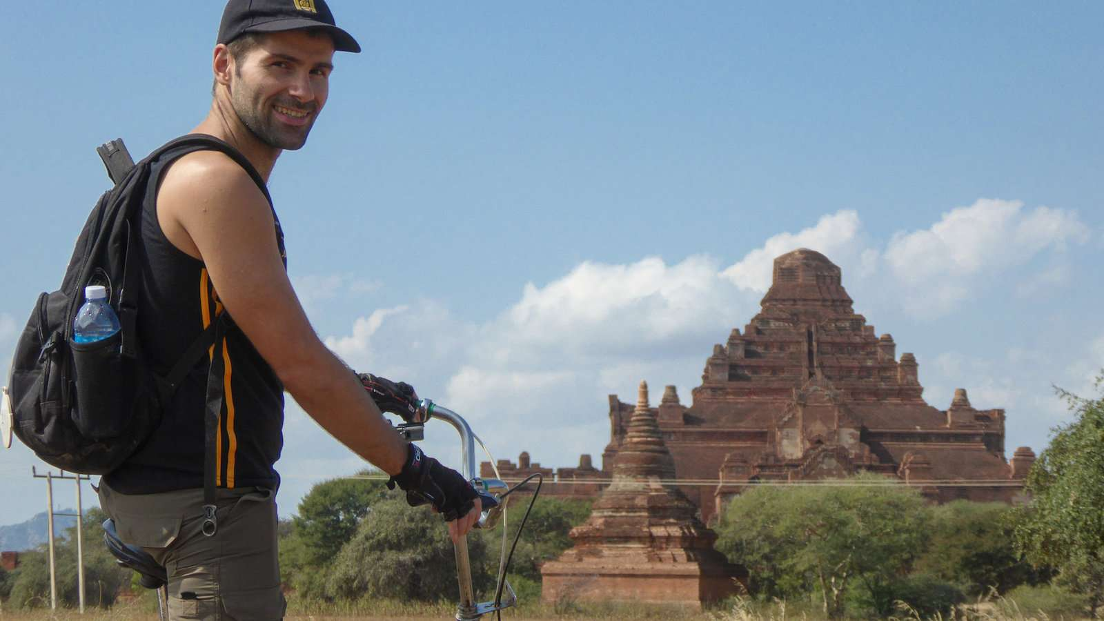 We recommend getting in early to see sunrise or sunset in Bagan