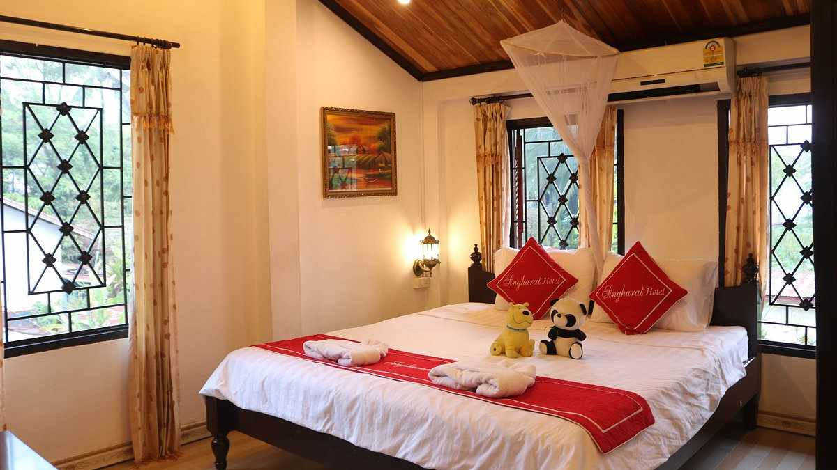Singharat Guesthouse is a clean and comfy budget accommodation option in Luang Prabang