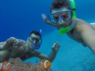 We've reviewed the four main tours from El Nido for snorkeling and kayaking so you know which one to do!