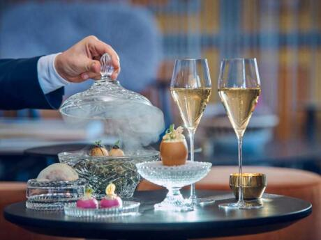 IGNIV restaurant in Zurich's Marktgasse Hotel is an incredible spot for dining