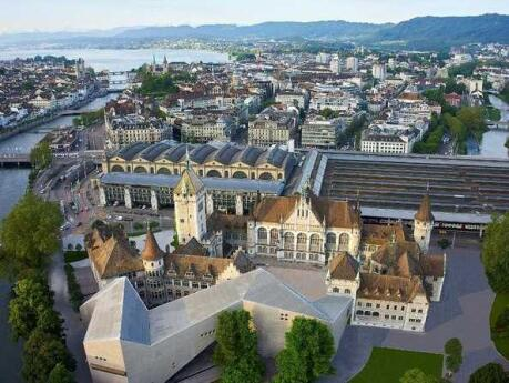 The Swiss National Museum is a must-see while visiting Zurich