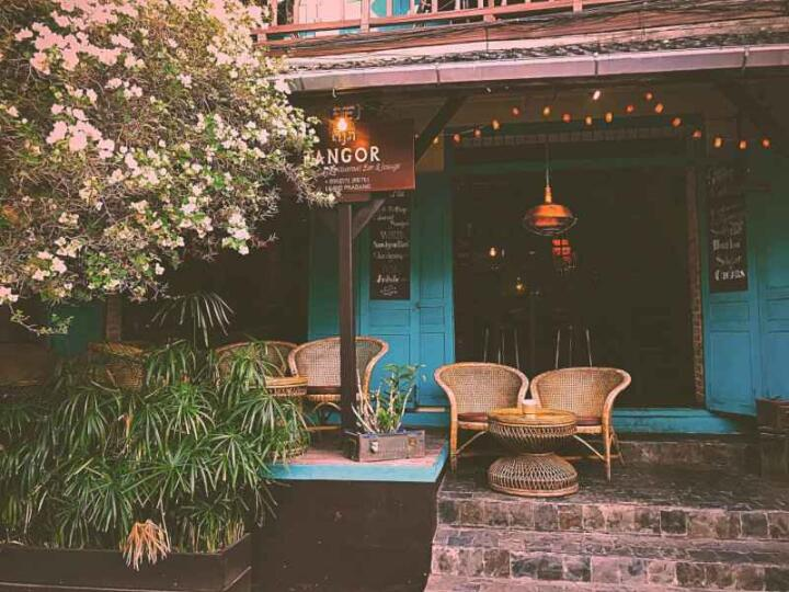 Tangor is a charming little restaurant in Luang Prabang serving delicious French and Asian cuisine