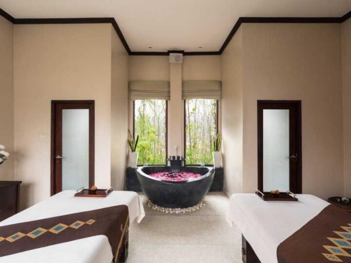 The Spa at Kiridara Resort Hotel is ideal for relaxing in Luang Prabang