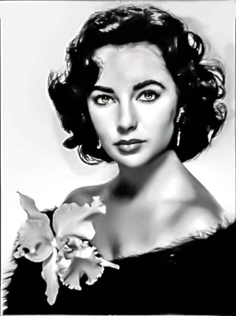 Elizabeth Taylor was an actress famous for many marriages and also a staunch gay ally and AIDS activist