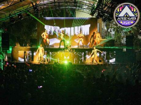 The Arena Festival is an epic gay festival which takes place over New Year in Playa del Carmen