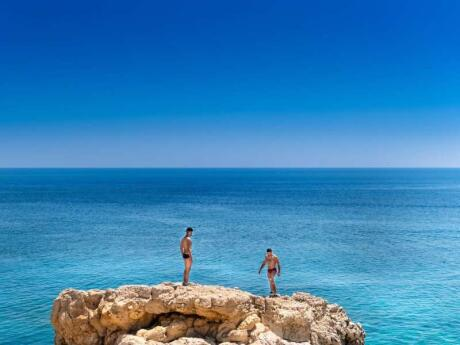 The point of Cape Greco is one of the most stunning parts of Cyprus with plenty to do and see