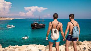 Here's our complete gay guide to the Greek/Cypriot side of Cyprus with all the best places to stay, eat, drink, party and more!
