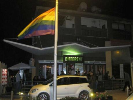Different is a great little gay bar in Cyprus that plays a wonderful mix of new and old bops