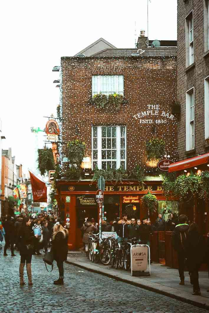 Here's our gay travel guide to Dublin with all our favorite spots and things to do