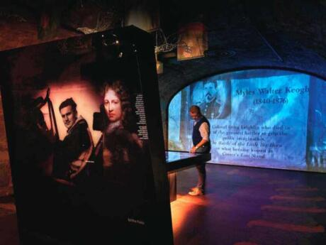 EPIC Irish Emigration Museum is a fascinating look at how Irish people have traveled the world
