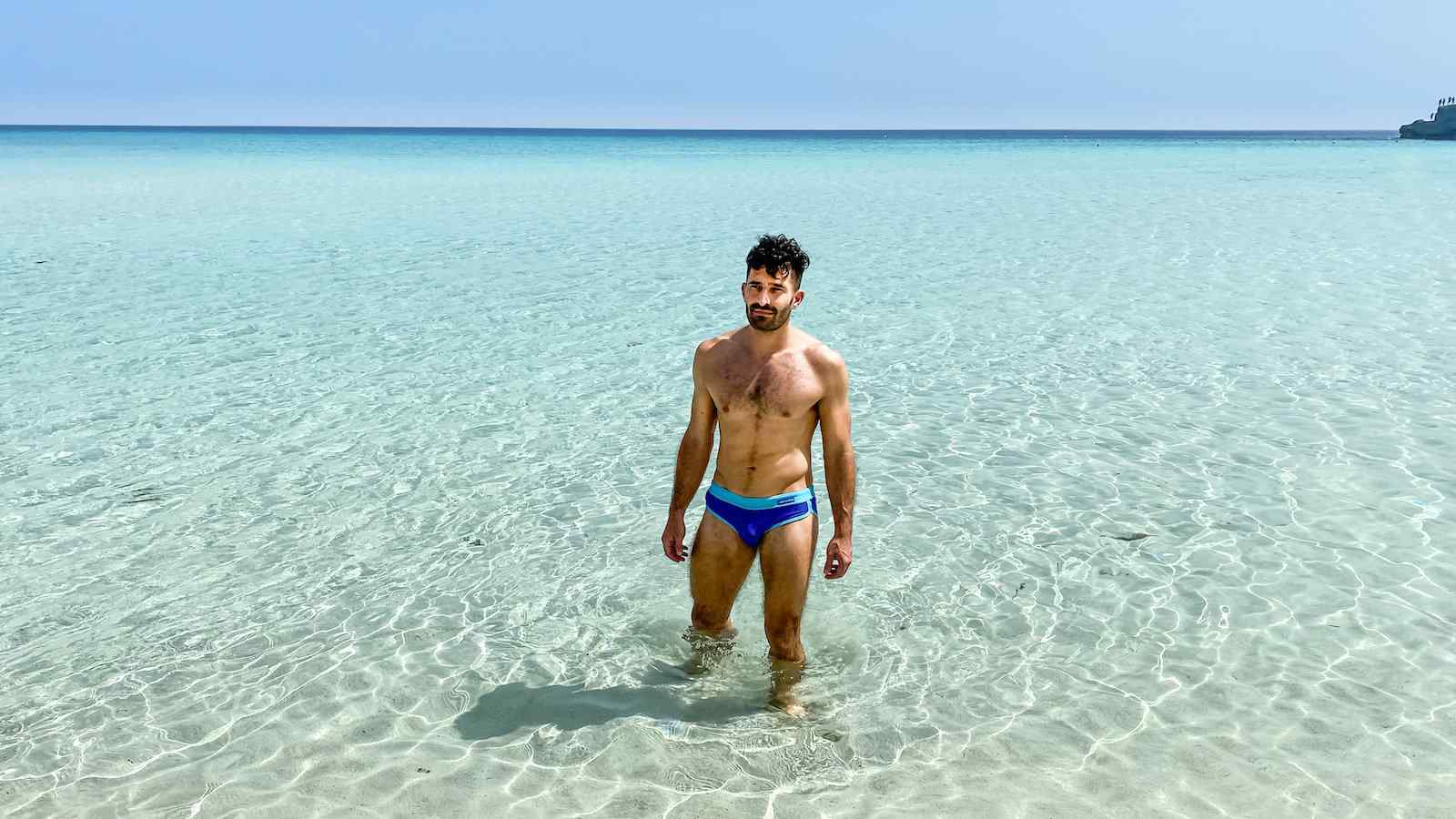 Cyprus has some stunning gay beaches to discover