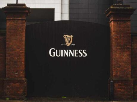 You can't visit Dublin and not check out the Guinness Storehouse!