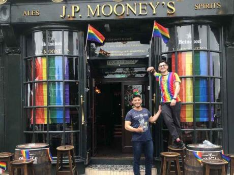 J.P. Mooney's is our top pick in Dublin for a traditional Irish pub meal