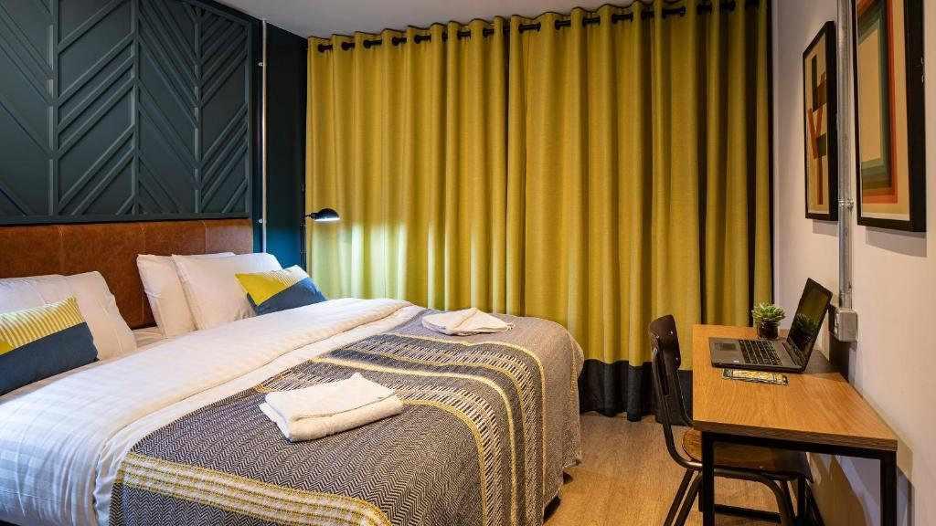 Jacobs Inn Hostel is a lovely budget option in Dublin