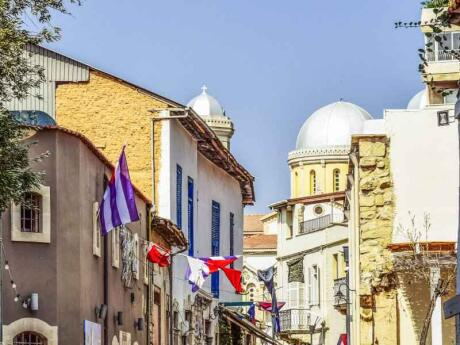 The romantic old town area of Limassol is a beautiful part of Cyprus to discover