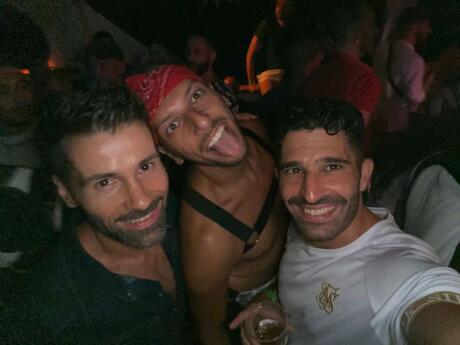 Lube Bar is one of the best LGBTQ spots in Cyprus for a boogie!