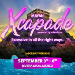 Mayan Xcapade is an amazing gay party in the Riviera Maya region of Mexico
