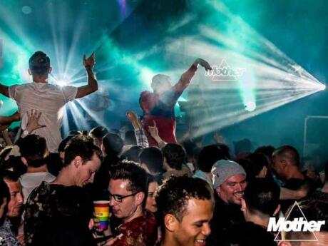 Mother is a gay dance party held in Dublin on Saturday nights