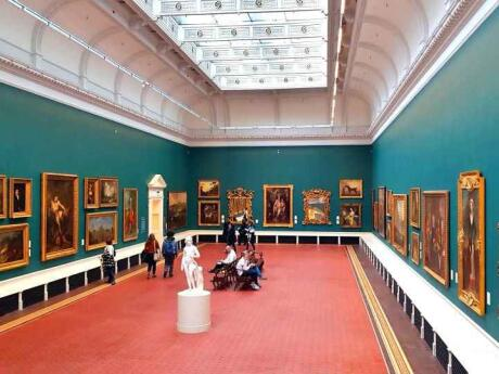 If you like art then you need to visit the National Gallery of Ireland while you're in Dublin