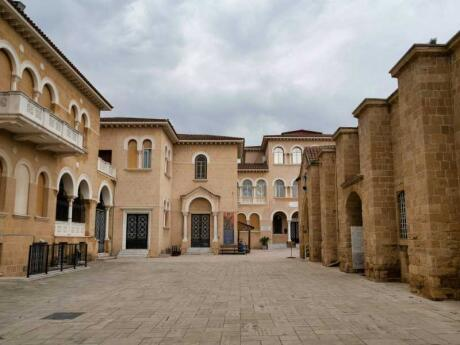 The divided capital of Nicosia is a must-visit while you're in Cyprus