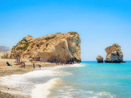 Visitors to Cyprus won't want to miss out on seeing the famous birthplace of the goddess Aphrodite!