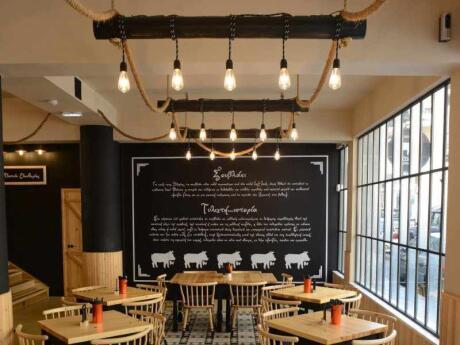 Piatsa Gourounaki is one of our favorite restaurants in Nicosia