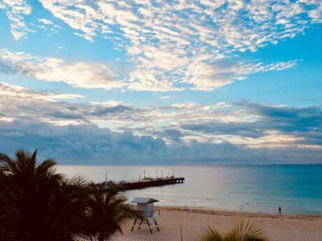 The beachside city of Playa del Carmen is one of the highlights of Mexico's Riviera Maya region