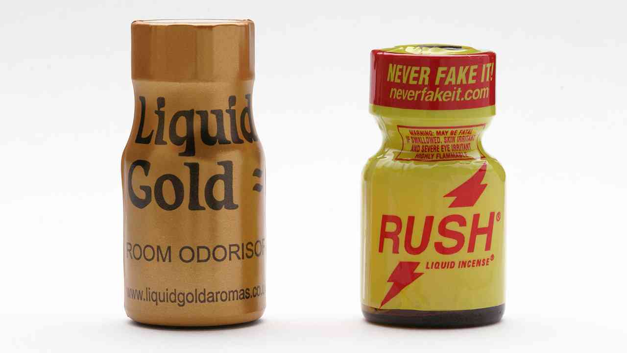 Poppers are not something you should pack in your suitcase or carry-on when traveling, buy them locally