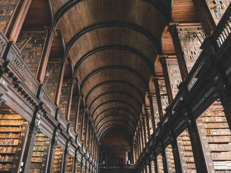 Visiting Trinity College's Long Room library to see the Book of Kells is a must when visiting Dublin
