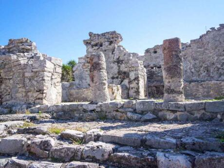 The archaeological ruins of Tulum are a must-visit when in the Riviera Maya region