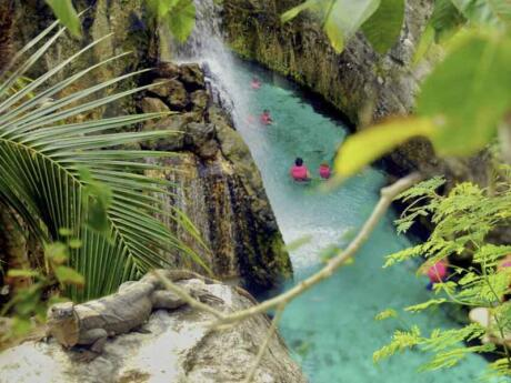 Xcaret Park is an exciting and unique theme park in the Riviera Maya region of Mexico