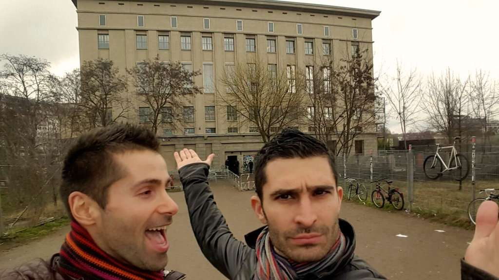 Berghain is a massive and notorious gay club in Berlin you must visit, if you can get in!