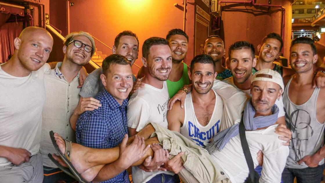 10 Biggest Gay Clubs in the World