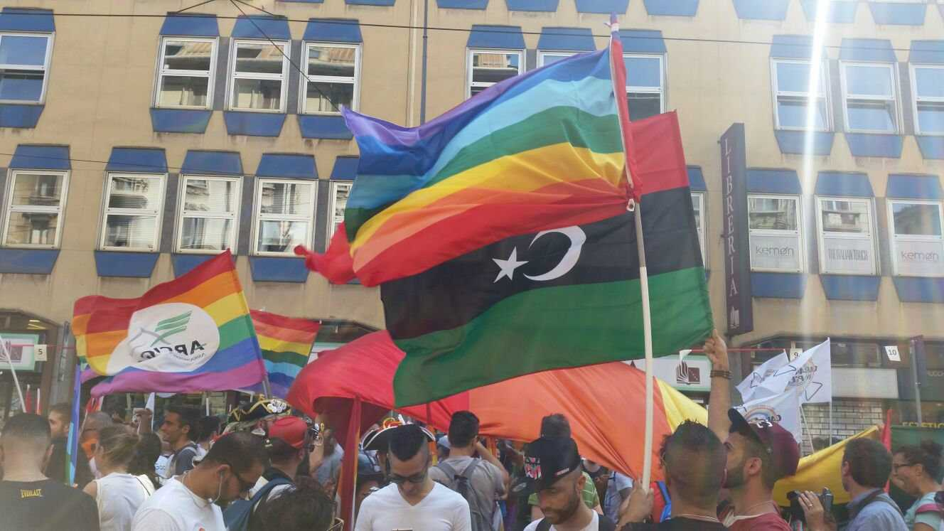 Libya is not a good place to be gay in, but local LGBTQ people are fighting for their rights