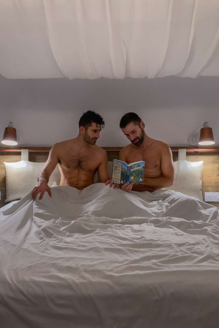 We're sharing our favorite gay books that we love to binge while traveling!